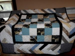 wolf song quilt